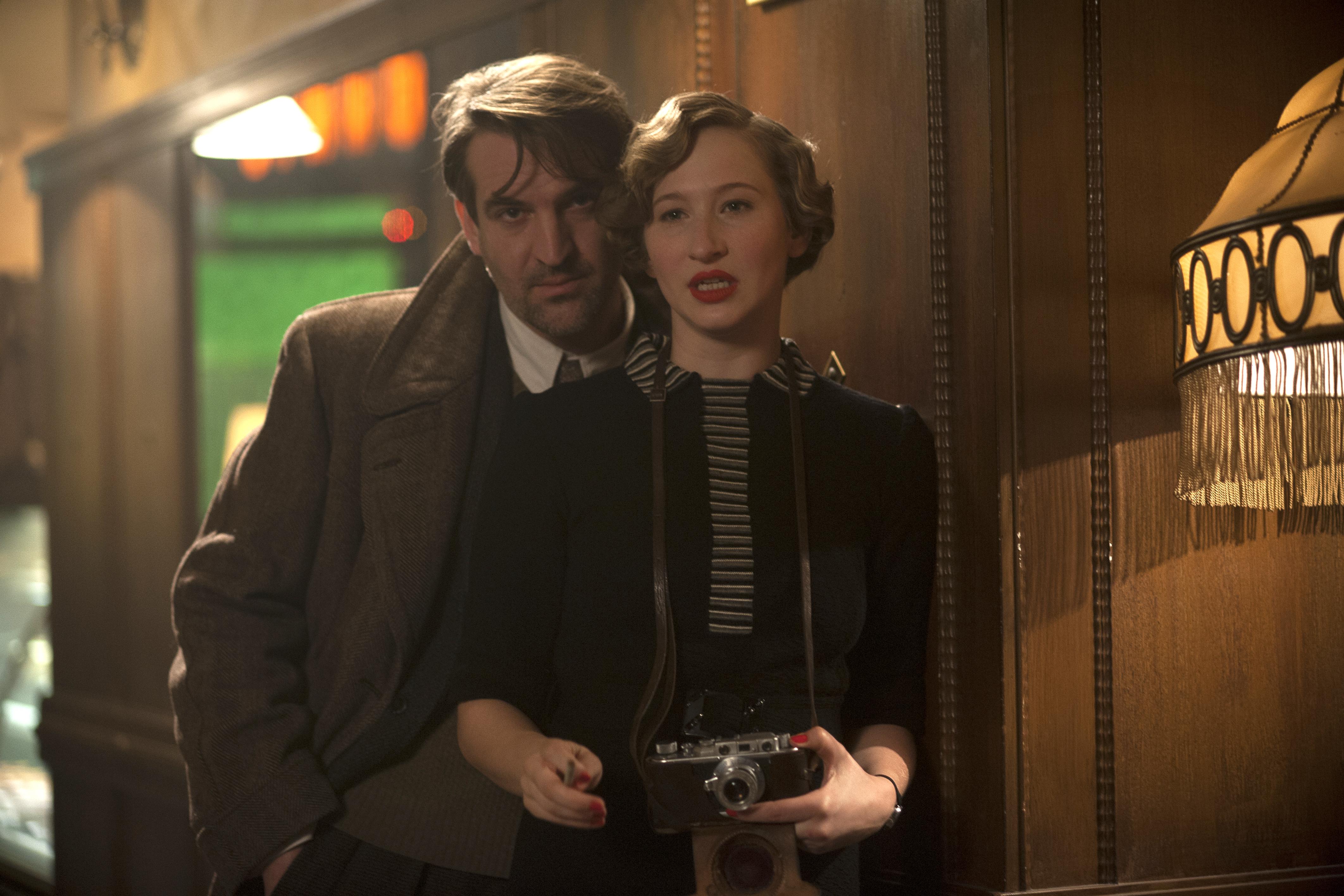 Image result for budapest noir film