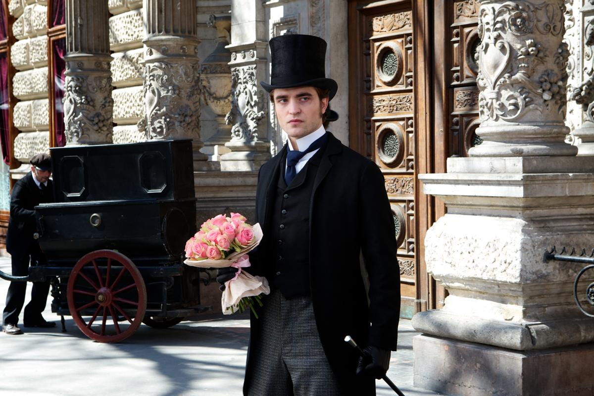 Robert Pattinson dans Bel Ami - Purebreak
