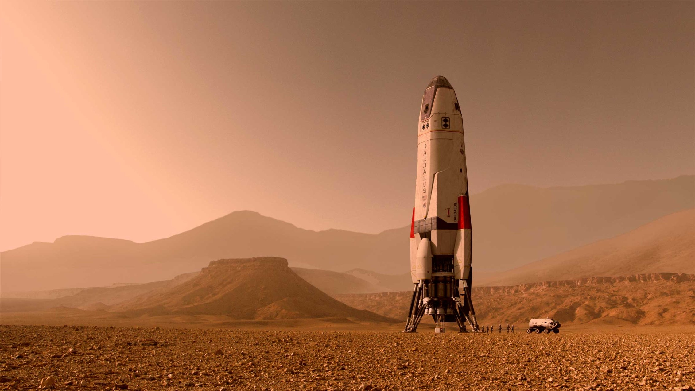 Inside Nat Geo S Incredible Documentary Mission To Mars